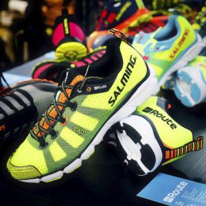 B4: Salmig, Running Center, Outdoor, Schuhe, Neuheit