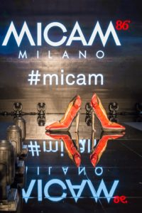 """MICAM inaugural evening """"Envy is in the heel"""" and MICAM Award ceremony"""